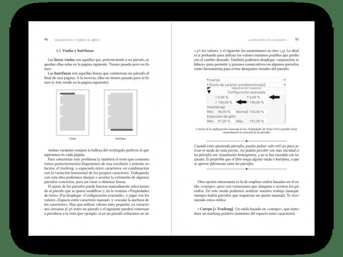 Muestra del manual: errores tipográficos