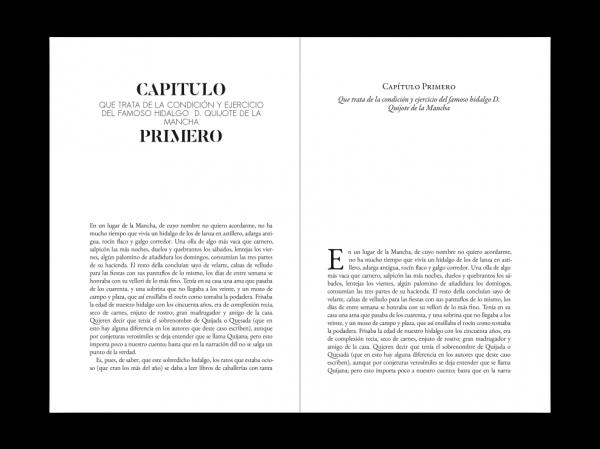 Ejemplos de inicio de capítulo