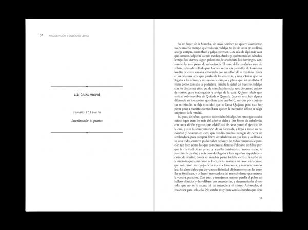 ejemplo tipográfico